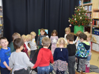 Milion Miliardów Mikołajów – zajęcia zgrupą Misie