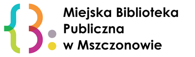 logo - Miejska Biblioteka Publiczna w Mszczonowie